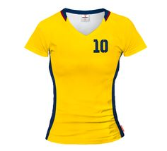 LIGA BARCELONA 2015/16 AWAY Football Women's Jersey With Custom Name And Number