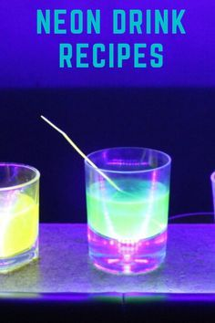 Neon Party Themes, 18th Birthday Party Themes, Birthday Drinks, Birthday Party For Teens, Sleepover Party, Sleepover Activities, Neon Party Foods, Neon Birthday Cakes, Glow Party Food