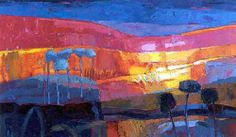 Hot and Getting Hotter Art Print by Kirsty Wither - WorldGallery.co.uk