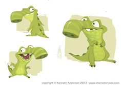 Character Design, Illustration and Concept Art by Kenneth Anderson || CHARACTER DESIGN REFERENCES | Find more at https://www.facebook.com/CharacterDesignReferences if you're looking for: #line #art #character #design #model #sheet #illustration #expressions #best #concept #animation #drawing #archive #library #reference #anatomy #traditional #draw #development #artist #pose #settei #gestures #how #to #tutorial #conceptart #modelsheet #cartoon #monster @Rachel Oberst Design References