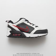 f06e95d3f4fa Nike Air Monarch Iv Casual Racing Shoes Air Vintage Trend Trainers Shoes