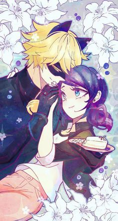 Miraculous Tales of Ladybug and Chat Noir Lady Bug, Miraculous Ladybug Wallpaper, Miraculous Ladybug Fan Art, Miraclous Ladybug, Ladybug Comics, Cat Noir Cosplay, Marinette E Adrien, Ladybug Und Cat Noir, Marinette Ladybug