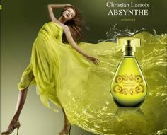 Christian Lacroix\'s Absynthe for Avon