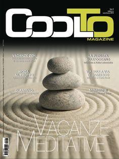 Cover CoolTo Magazine Luglio/Agosto 2012