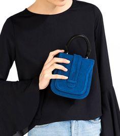 Zara Mini Leather Cross Body Bag