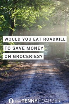 Meat is expensive, and we all want to figure out how to save money on groceries. But would you try eating roadkill to pinch a penny or two? - The Penny Hoarder http://www.thepennyhoarder.com/how-to-save-money-on-groceries-by-eating-roadkill/