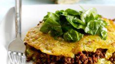 Hvidkålspandekager | Familie Journal Lasagna, Quiche, Journal, Breakfast, Ethnic Recipes, Food, Morning Coffee, Eten, Journal Entries