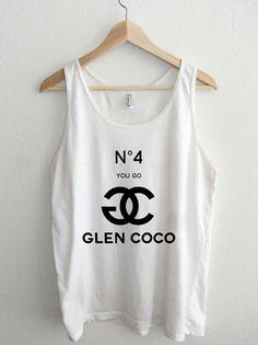 You Go Glen Coco No 4 Unisex Tank Top