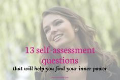 The 13 questions that'll make you focus on your positives. Motivate Yourself, Trust Yourself, Be Yourself Quotes, Finding Yourself, Get What You Want, Make You Feel, How Are You Feeling, What Is Self