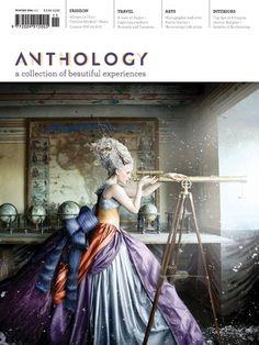 Anthology Magazine magazine on Magpile