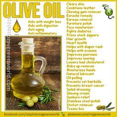 ∆ Olive Oil...