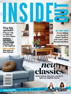 Inside Out July 2015 Interior Design Magazines