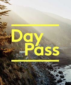 Day Pass! A Handy Guide To Big Sur #refinery29  http://www.refinery29.com/2014/01/61055/big-sur-san-francisco-trip