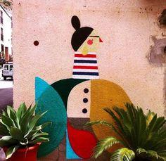 Susie Hammer in #Fanzara, Spain, 2015