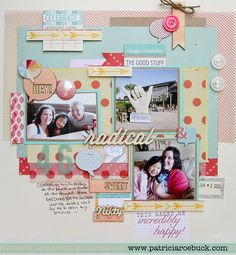 Post Things to Celebrate | Scraptastic Club