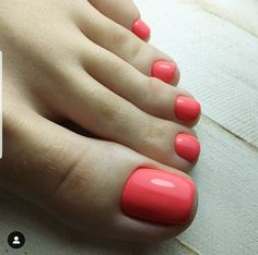 Cute Toe Nails, Sexy Nails, Cute Toes, Sexy Toes, Pretty Toes, Pretty Nails, Pedicure Colors, Nail Colors, Painted Toes