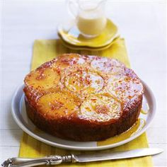 Cake - Upside-Down on Pinterest | Upside down cakes, Pineapple cake ...