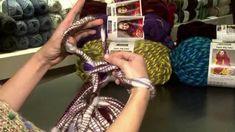Knitting by Hobby Lobby Mavromatis (πλέξιμο με τα χέρια -καρπούς)