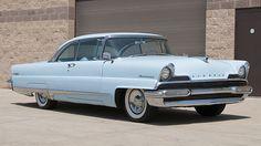 1956 Lincoln Premiere Coupe