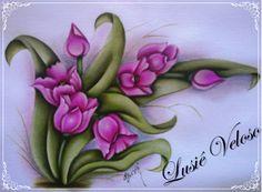 Pinturas: Lusiê Veloso.