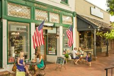 """Dahlonega, #Georgia is no.4 on USAToday's list of """"Best Summer Weekend Escapes!"""""""
