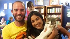 Everybody Panic: A Cat Bar Springs from Denver's Cat Cafe