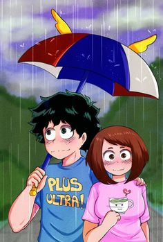"""randomdrawings: """" From the OTP Challenge UraDeku day 9 Send me a ship and a day and I'll draw them >w"""