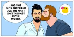 SONG Inkollo is creating Erotic Gay Adult Comics What's So Funny, Couples Comics, Gay Comics, Art Of Man, Gay Couple, The Man, Art Ideas, Songs, Drawing