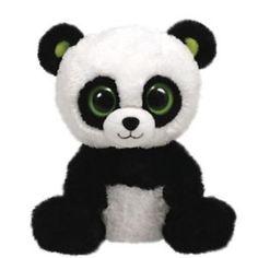 Ty Stuffed Animals | Ty Beanie Boo's Stuffed Plush Animals 36005 Bamboo The Panda | eBay