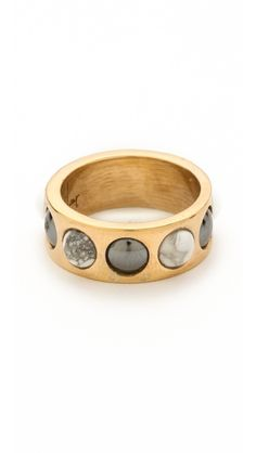 Kelly Wearstler Cabochon Eternity Band
