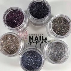 These products are the hottest in the nail industry right now or items that are new to us at Cordoza Nail Supply. Glitter Acrylics, Glitter Nails, Fun Nails, Nail Supply, Nail Technician, Professional Nails, Salons, Eyeshadow, Nail Art
