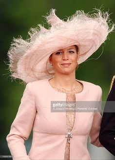 Crown Princess Maxima Of Holland Attends The Wedding Of Crown Prince Felipe Of Spain