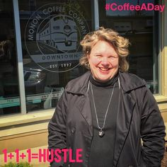Today for My #CoffeeADay Initiative Vicki Higuera @threefigs and I talked about how she hustles for table conversations.  My CoffeeADay Initiative: 1 cup of coffee with 1 person everyday.  Vicki is a foodie but not in a hipster knows all the best new restaurants has the best recipes on Pinterest sort of way.  Vicki knows food. She knows about food production. She knows about food distribution. She knows about selling food. She knows about food education. Vicki knows the POWER of food.  From…