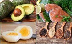Spis sunn fett ved å legge disse 6 matene til kostholdet ditt Healthy Fats, Healthy Recipes, Fitness Tips, Health Fitness, Dory, Eating Habits, Cantaloupe, Health Tips, Omega 3