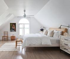 Une chambre toute en douceur