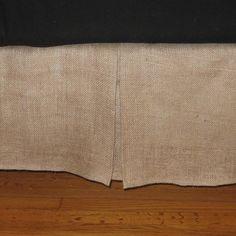 10 Bed Skirt Ideas Bedskirt Bed Burlap Bed Skirts