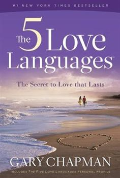 """The Five Love Languages"" by Dr. Gary Chapman - learn how to identify, understand and speak your spouse's primary love language. Over 5 million copies sold! #garychapman #lovelanguages #marriage #love  So want this book!!"