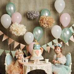 cute party shoot!