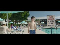 Audi Jumps in the Deep End With an Epic Tale of Rebellion at a Swimming Pool Commercial Advertisement, Advertising, Persuasive Text, Tv Commercials, Visual Communication, Best Tv, Audi, All About Time, Swimming Pools