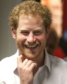 Prince Harry smiles during a visit to the Double Jab Boxing Club to support Sport for Social Development initiatives on June 6, 2016 in London, United Kingdom.