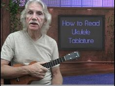 How to read ukulele tablature, especially the tabs presented on the ezFolk website. There's no one standard that everybody uses but this should give you an idea of h Music Tabs, Music Ed, Music Stuff, Sheet Music, Ukulele Tabs, Ukulele Songs, Ukulele Chords, Slow Songs, Chet Atkins