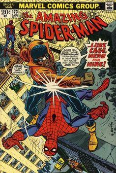 Amazing Spider-Man #123, Luke Cage