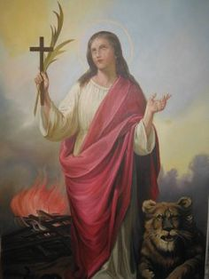 Saint Thecla (1st century AD), patron saint of Tarragona in Spain, computers, afflicted with eye sickness; Feast Day: September 23