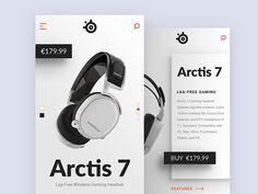 Daily UI #02 - Product Page