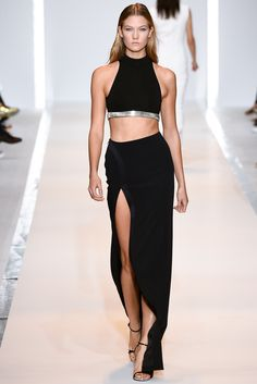 Mugler Spring 2015 Ready-to-Wear / Runway