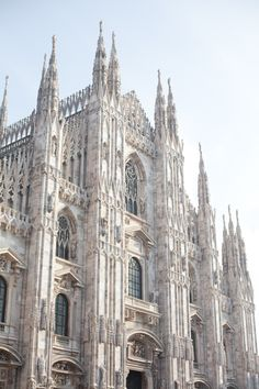 Milano, Italy - we were here briefly so I didnt see this particular building but it was still a gorgeous city!