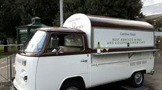 Vino on the road. Il wine truck di Cantina Tollo al Festa del Cinema di Roma
