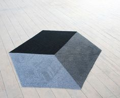 Yachiyo Metal Rug by Philippe Malouin
