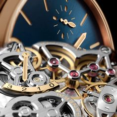 OFFICINE PANERAI RADIOMIR 3 DAYS GMT ORO ROSSO – 47mm OFFICINE PANERAI PRESENTS A RARE SPECIAL EDITION OF THE RADIOMIR IN RED GOLD, WITH GMT FUNCTION AND THE SOPHISTICATED WORKMANSHIP OF THE P.3001/10 VISIBLE THROUGH THE BACK (See more at http://watchmobile7.com/articles/officine-panerai-radiomir-3-days-gmt-oro-rosso-47mm) #watches #officinepanerai @paneraiofficial