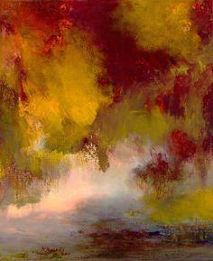 Rikka Ayasaki  Boulogne forest 5098   38x46cm 2011   acrylic on canvas